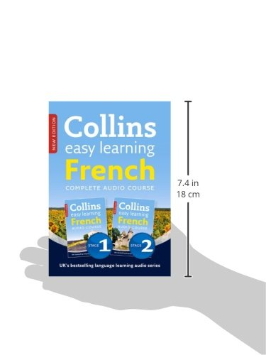 French: Stage 1 and Stage 2 (Collins Easy Learning Audio Course) by HarperCollins UK