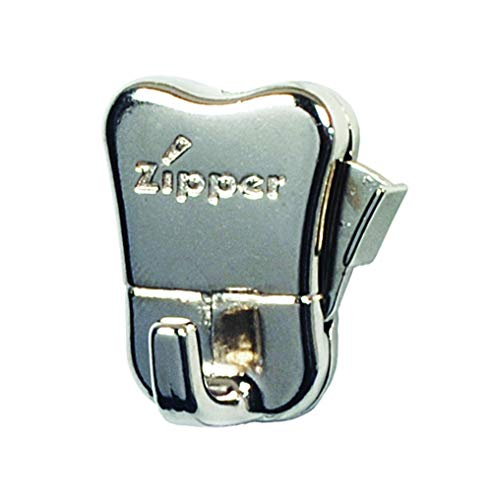 STAS Zipper - Picture Hanging Hooks for Perlon Cords or Steel Cables or Wires (10) (Button Zipper Combination Hook)