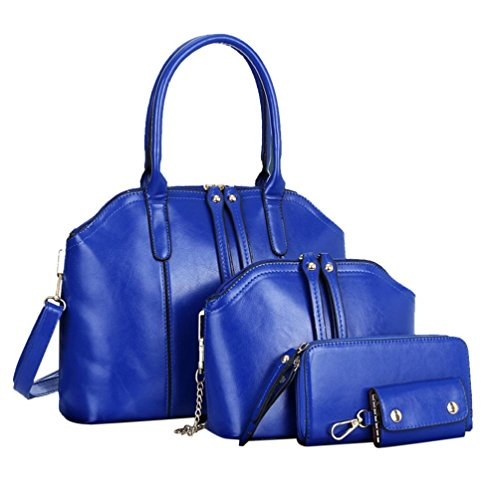 Clearance Sale! Fashion Women Handbag Shoulder Bag Leather Messenger Bag Satchel Tote Purse ❤️ ZYEE ()