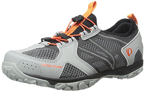 Pearl Izumi Men's X-ALP Drift IV Cycling Shoe, Shadow Grey/Black, 48 EU/13 D US