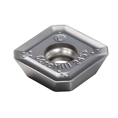 /12t3e-pl530/Coromill 245/inserto per fresatura Sandvik Coromant R245/ confezione da 10