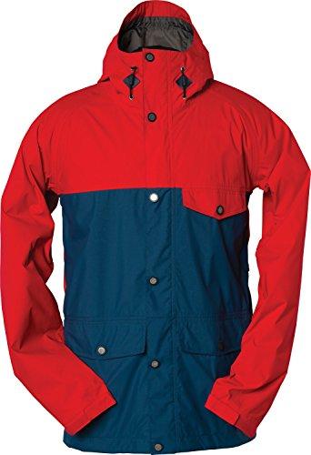Bonfire Wakeena Snowboard Jacket Mens Sz L