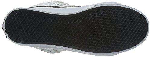 Vans Sk8-Hi Slim Zip (Leather) True White / Snow Leopard - 35 EU