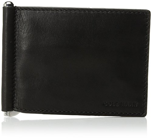 Wallet Cole Grand Cole Haan Washington Men's Bifold Hinged Haan Black Pq8qZx5wU
