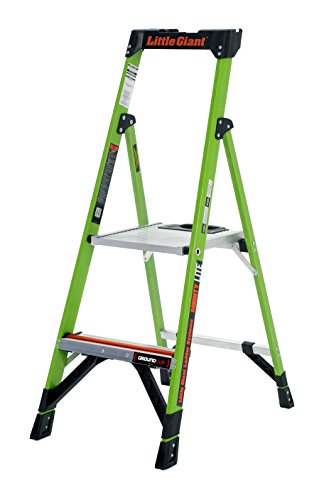 Little Giant Ladder Systems 15364-001 MightyLite 4' IA Step
