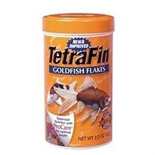 Fish & Aquatic Supplies Tetrafin Goldfish Food 1Oz (6Pc)
