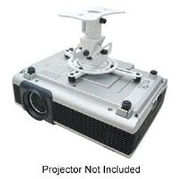 Mustang Low Profile Projector Mount (MV-PROJSP-FLAT-W)