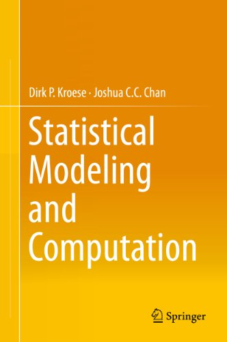 Download Statistical Modeling and Computation Pdf