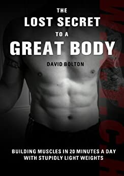 Lost Secret Great Body ebook product image