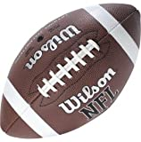 NEW! WILSON WTF1855 NFL Official Size TDS Grip Composite Leather Game Football
