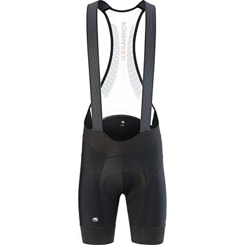 (Giordana FR-C Pro Bib 5cm Shorter Short - Men's Black, M)