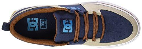 DC Shoes Lynx Vulc Tx M Shoe - Zapatillas Hombre Varios Colores - Mehrfarbig (NKH)