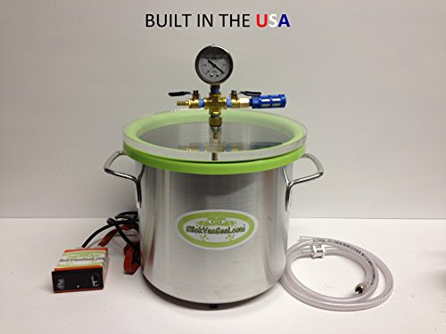 3 Gallon Vac Oven/Vac Chamber