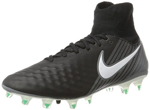 Nike Mænd Magista Orden Ii Fg Fodbold Sko Sort (sort / Hvid Mørk Grågrøn Etape) a4ujWr2W8D