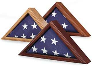 product image for Armed Forces Flag Case - Great Wood Flag Case, 4' x 6'
