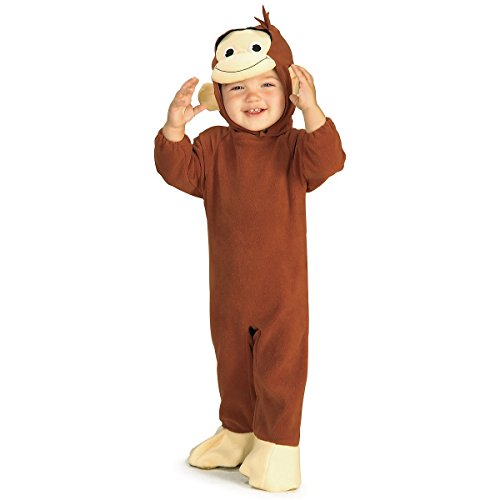 Curious George Costume - (Curious George Baby Costumes)