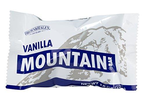 1.6 oz VANILLA MOUNTAIN BAR - Case of 15 Bars