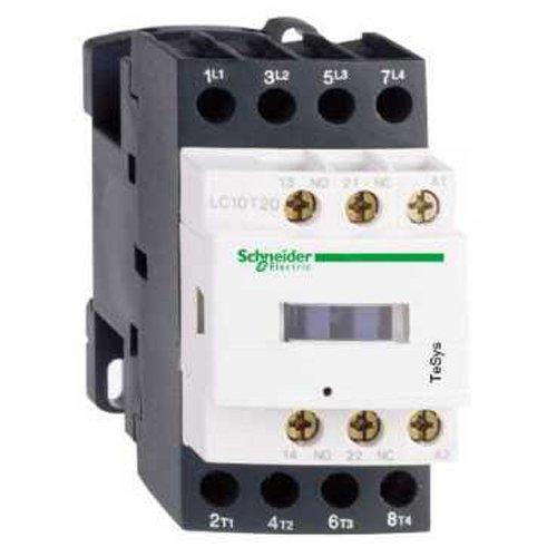 AC-1 =440 V 4 NA 25 A Bobina 220 V CA 50//60 Hz Schneider Electric LC1DT25M7 TeSys D Contactor 4P