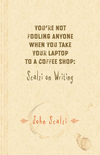 You're Not Fooling Anyone When You Take Your Laptop to a Coffee Shop: Scalzi on Writing - Laptop Shop