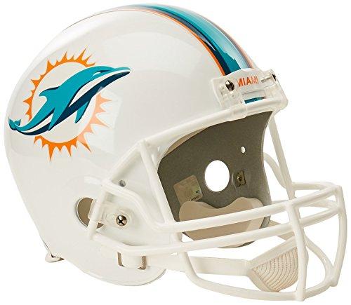 NFL Miami Dolphins Deluxe Replica Helmet