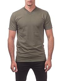 Men's Comfort Short Sleeve V-Neck Tee