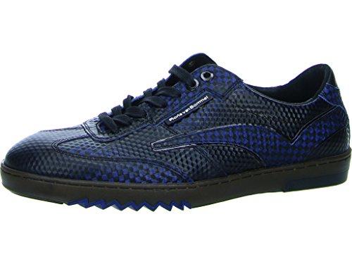 Floris Scuro Bommel 16074 Van 21 Uomo Sneaker Blu rzgr0