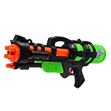 Qianle Super Soaker Kids Water Pistol Child Summer Beach Squirt Toy Gun Long Range