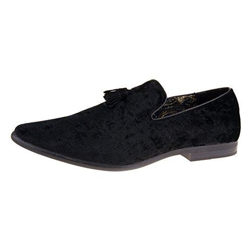 Durchgängies Herren Keilabsatz Footwear Sandalen London Schwarz Plateau mit AvFE1qWqw