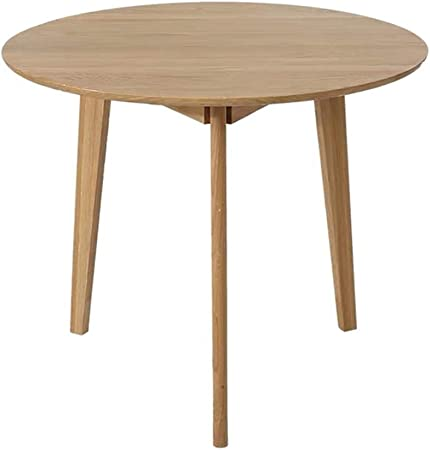 Exclvea Table De Cuisine Moderne Et Elegante Table Ronde Nordique