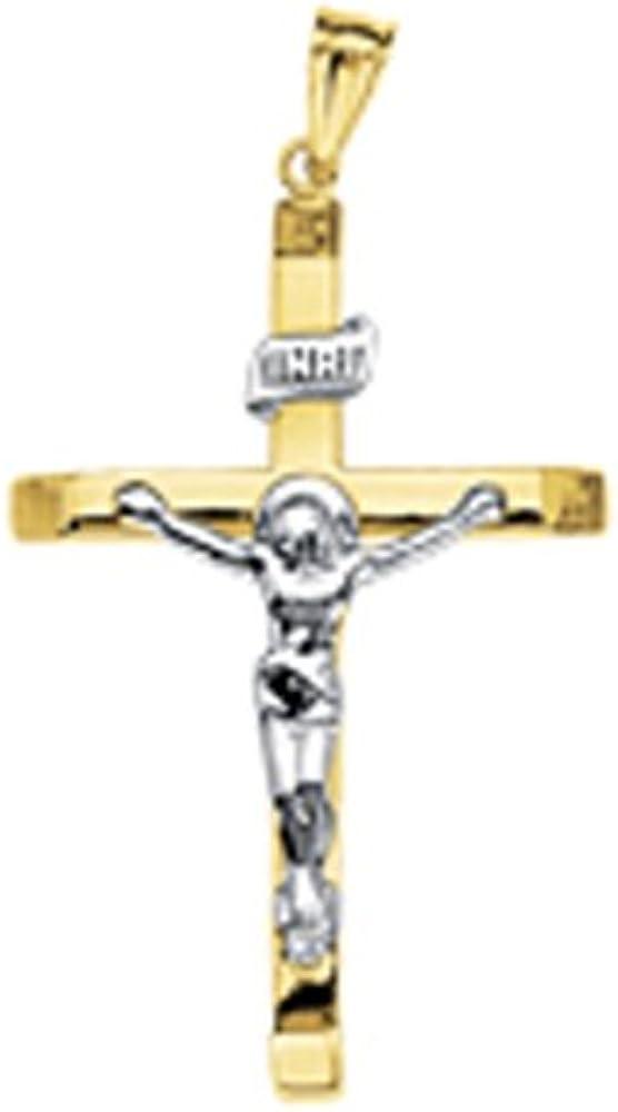 14Kt Gold Cross Cross