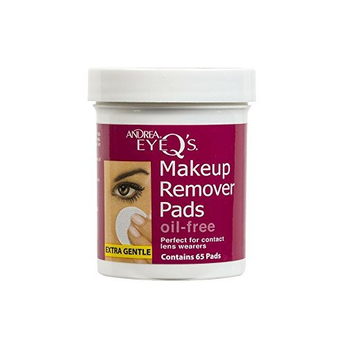 Oil Free Eye Makeup Remover Pads Andrea - 5