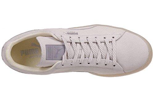 Puma Suede Classic Mono 36210109, Deportivas whisper white puma silver