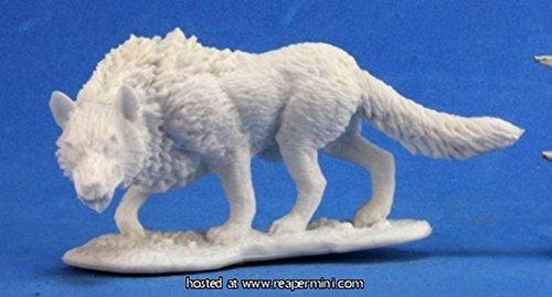 Reaper RPR77202 Bones Warg Miniature