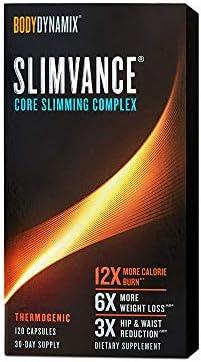 Revizuirea complexului de slăbire BodyDynamix Slimvance Core (); Slimming Pro