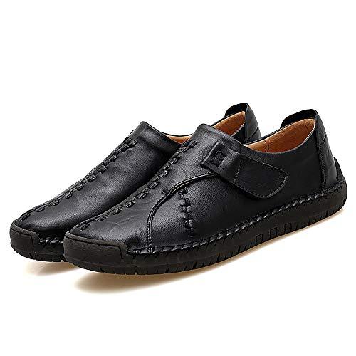 Brown Sur Cricket Noir Taille Loisirs chaussures Plat Yellow Slip Oxford Lan Classique Doux Shuo Hommes Grande Confortable De Eu Casual 45 color Talon Chaussures gRnxpqT
