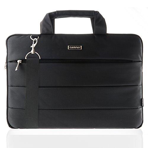 caseflex-hp-pavilion-15-p289sa-premium-protective-156-laptop-shoulder-bag-carry-case-black