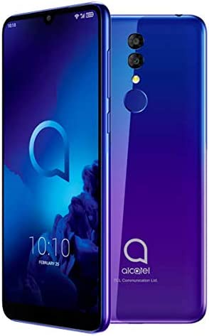 Alcatel 3 - Smartphone (RAM de 3 GB, Camara 13 MP, bateria 3500 ...