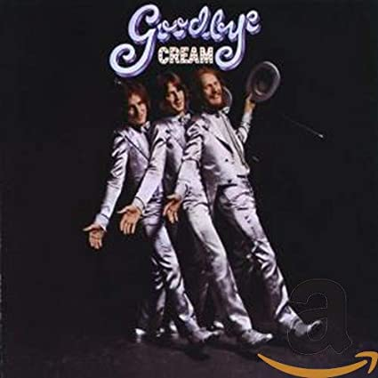 CREAM - Goodbye (remastered) - Amazon.com Music