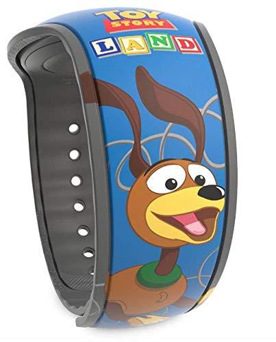 Disney Parks Toy Story Land Slinky Dog Zig Zag MagicBand 2.0