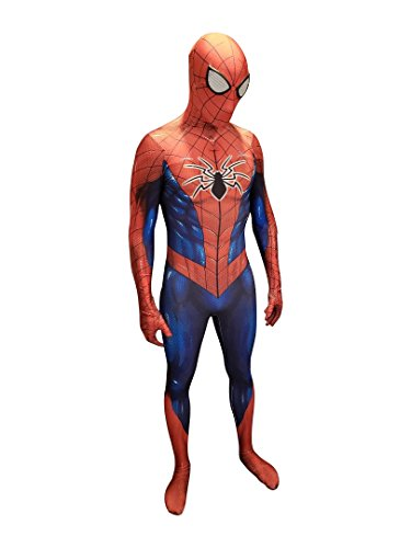 All New Spider-Man Costume | Cosplay Costume | Spiderman Bodysuit | Spiderman Suit