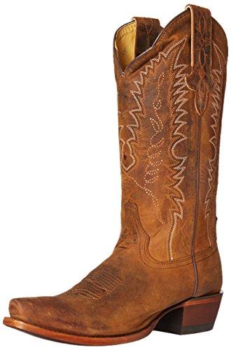 Cinch Klassiske Kvinne Sydnee Vestlige Boot Brown