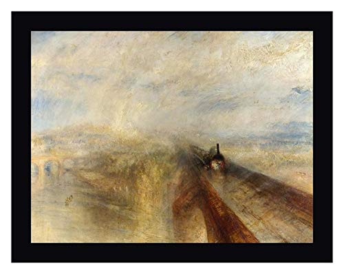 Rain, Steam and Speed, The Great Western Railway by William Turner 13
