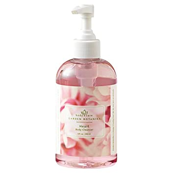 Amazoncom Garden Botanika Heart Body Cleanser 8 Fluid Ounce