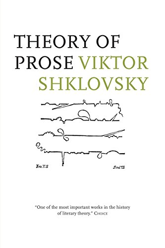 Theory of Prose (Russian Literature)