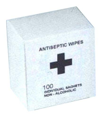 Medikit 51314 Reinigungstücher, ohne Alkohol, 100 Stück