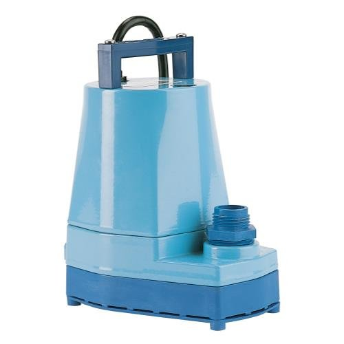 Little Giant 5-MSP Submersible Pump Blue 1200 GPH (4/Cs) (5 Msp Submersible Pump)