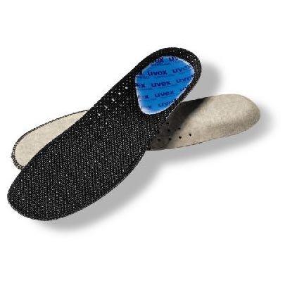 Uvex Sicherheitsschuhe Xenova NRJ Sandale 6910 S1P 35 Schwarz