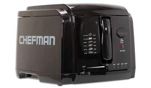 Chefman Professional-Style Deep Fryer 2-Liter