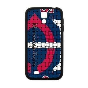 Specialdiy Minnesota Twins Fashion Comstom Plastic case cover For Samsung fNRiL7YdHpB Galaxy S4 in GUO Shop