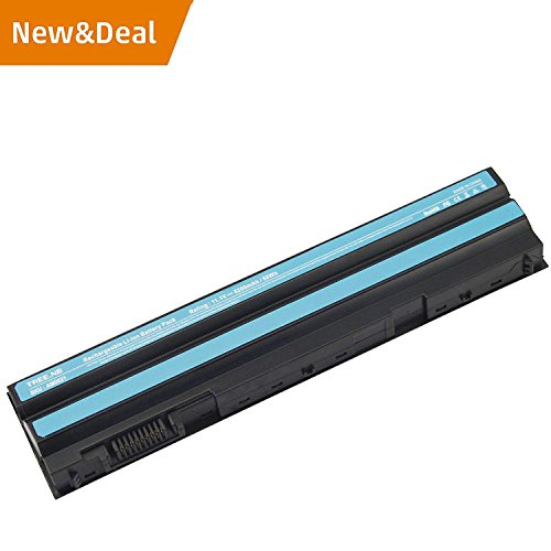 T54FJ Battery, Tree.NB Laptop Battery (UPGRADED Cells) for Dell Latitude E6420 E5420 E5520 E6520,P/N:312-1163 451-11704 HCJWT 312-1242 X57F1 M5Y0X KJ321 T54F3, High Performance Replacement (Blue) by AC Doctor INC